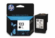 Картридж HP DJ2130 (O) F6V17AE, №123, black